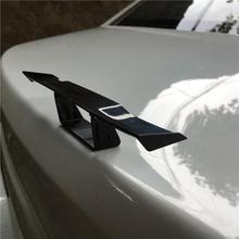 VODOOL, мини спойлер, крыло, задний спойлер для автомобиля, маленькая модель, АБС пластик, без перфорации, украшение для хвоста, авто палка, аксессуары