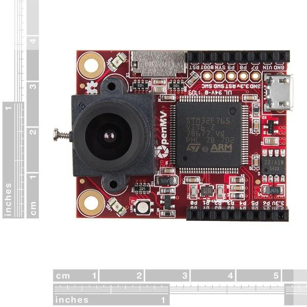 OpenMV3 Cam M7 Camera stm32f765vit6 2M flash van openmv cam voor Kleur/Marker/Eye Tracking Gezicht Detectie - 2