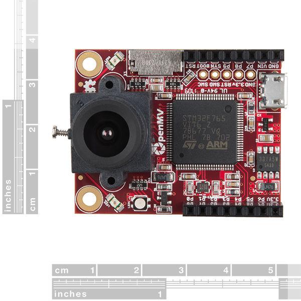 OpenMV3 Cam M7 Macchina Fotografica stm32f765vit6 2M flash da openmv cam per il Colore/Marcatore/Eye Tracking Viso di Rilevamento - 2