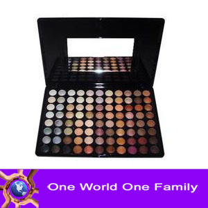 Professional 88 Warm Colors Palette Make Up Makeup Eye Shadow  EyeShadow Palette Free Shipping