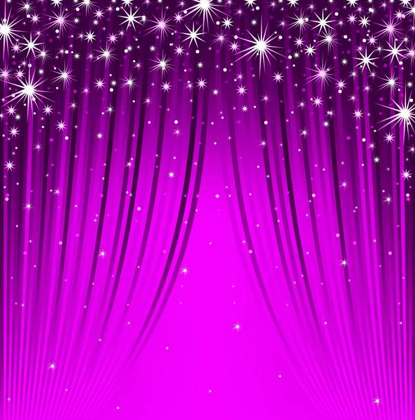 sparkly purple curtains photography studio background