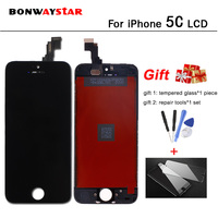 100 Guarantee No Dead Pixel Replacement Screen LCD For IPhone 4S 5 5S 5C 6G Display