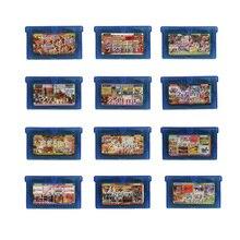 32 бит серии EG все в 1 видеоигры картридж Консоли Карты коллекция английский язык