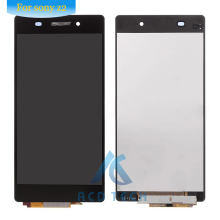 For Sony Xperia Z2 L50W D6502 D6503 LCD Display Digitizer Touch Screen Assembly + Adhesive sticker + tools Black