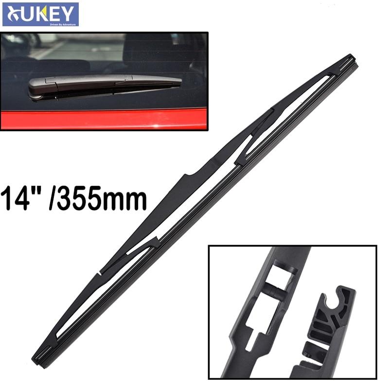 Xukey Rear Window Windscreen Wiper Blade For Chevrolet