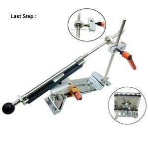 Image 3 - Rand Messer spitzer system umkehr clip Kreuz slider zweireihig clip Erweiterte version