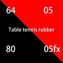 Распродажа высокое качество красная губка Настольный теннис резиновое лезвие настольный теннис ракетка для настольного тенниса пинг-понга Резина