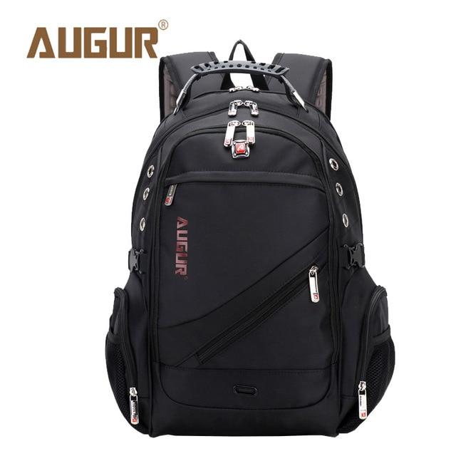 AUGUR Brand New Fashion Mens Designer Backpack Large Capacity Oxford Waterproof Backpack Women AG0011