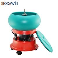 3.0kg Vibratory Tumbler Rock Polishing Polisher Machine 8 Bucket Dia Mini Tumbler Polisher 2500RPM Jewelry Polishing Machine