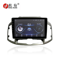 HANG XIAN 10.1 Quadcore Android 8.1 Car radio for Chevrolet Captiva 2017 car dvd player GPS navigation car multimedia