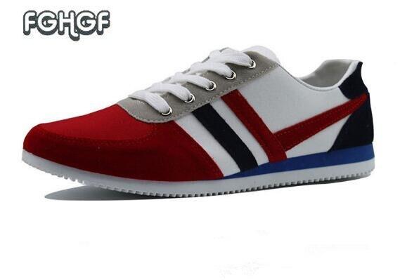 5246514f Модные Мужская обувь Для мужчин; Повседневная парусиновая обувь Man Кеды И  Кроссовки Для мужчин эспадрильи