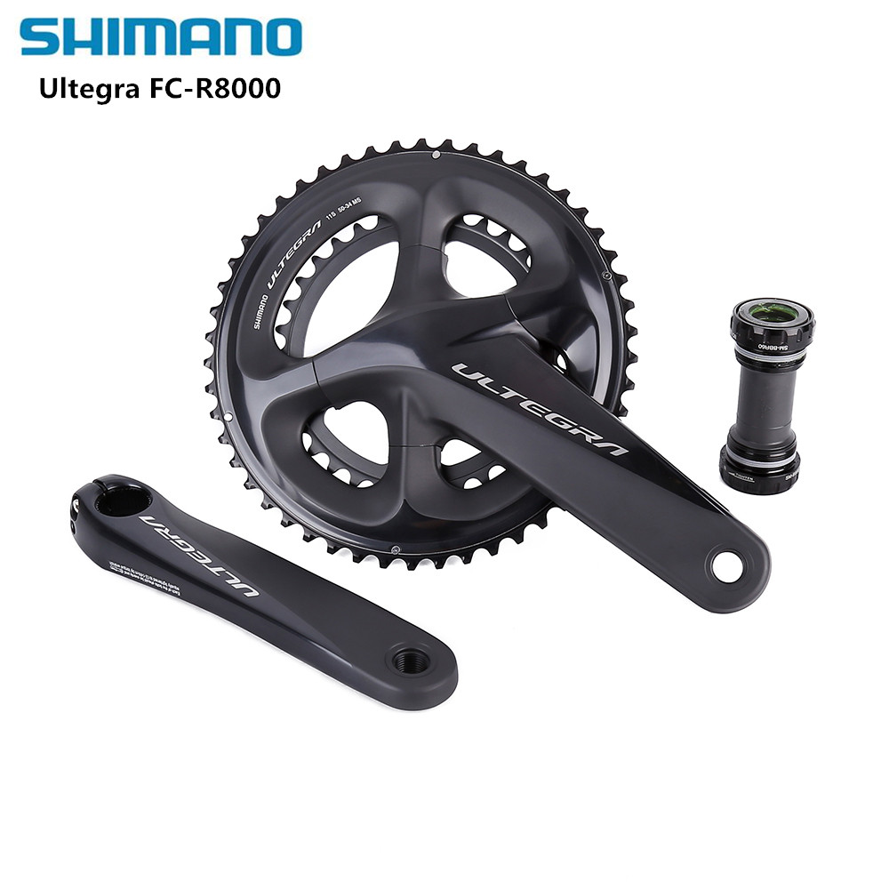 Shimano Ultegra R8000 11 Speed Road Bike Bicycle Crankset 170mm