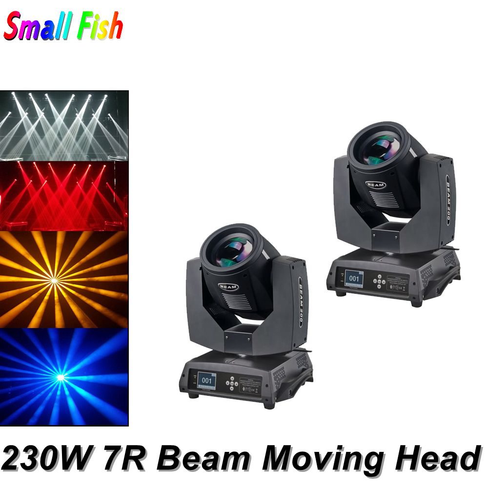 Sharpy <font><b>Beam</b></font> Lyre 230W 7R Moving Head Light <font><b>Beam</b></font> <font><b>230</b></font> <font><b>Beam</b></font> 7R Disco Lights For DJ Night Club Light Wedding Stage Party Light Laser image