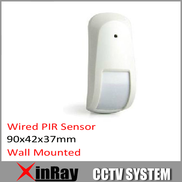 Super MINI Wired PIR Sensor Motion Detector for Home Alarm System Security Accessories,909D