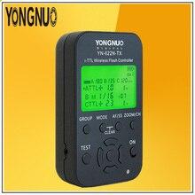 YONGNUO YN622N-TX controlador é um YN622N i-TTL E-TTL flash sem fio transceptor de rádio de flash suporte Para Todos NIKON DSLR câmeras