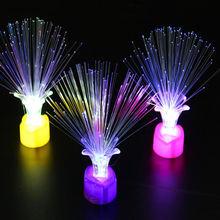 10 шт/лот новый цветок свет детский подарок Светодиодная подсветка