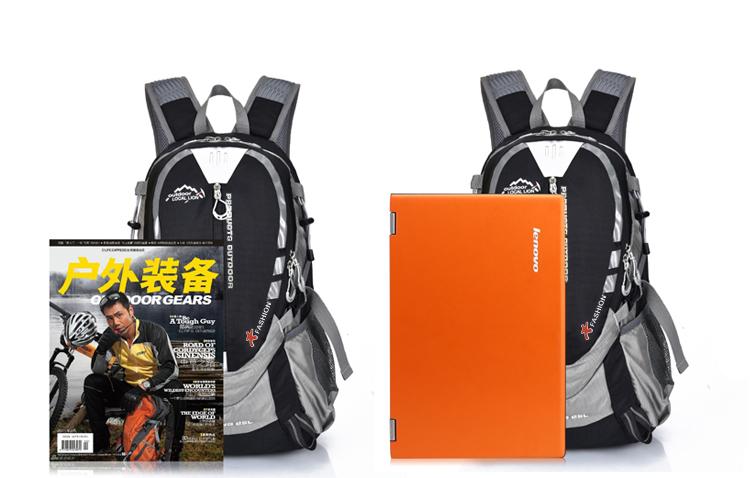 Waterproof Climbing Backpack Rucksack 25L Outdoor Sports Bag Travel Backpack Camping Hiking Backpack Women Trekking Bag For Men