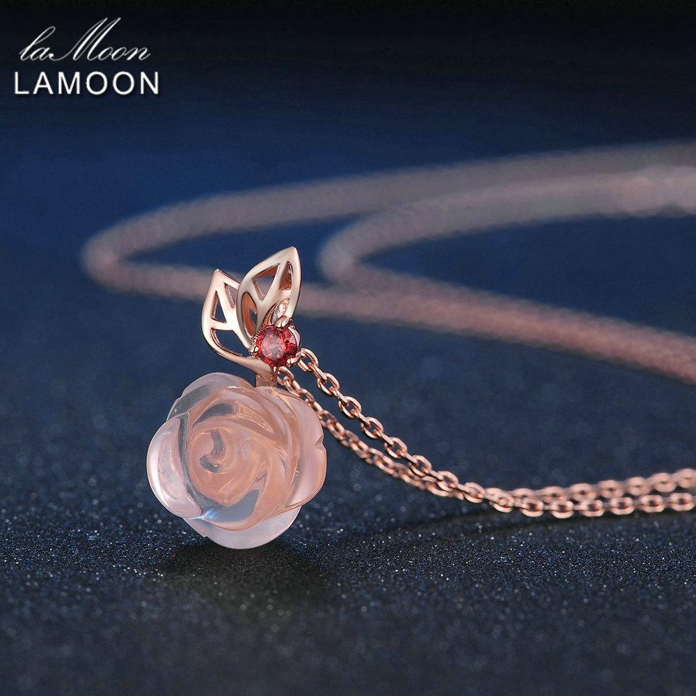 LAMOON ყელსაბამები - ლამაზი სამკაულები - ფოტო 2