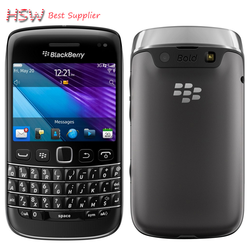 Directly selling 100 original unlocked 9790 original phones blackberry 9790 mobile phone 3G wifi GPS