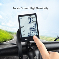 YS Wireless Bike Computers 2 8 Inch Touch Screen Bicycle Odometer Bike Cycling Computer Cadence Speedometer
