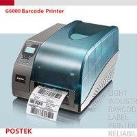 Postek G6000 Barcode Printer 600dpi High Precision Barcode Printer, Electronic/Jewelry Label Printer Cost effective