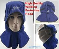 Washable FR Cotton Hood Full Protective Welding Hood Flame Retardant Welder Cap Fits All Kinds Of