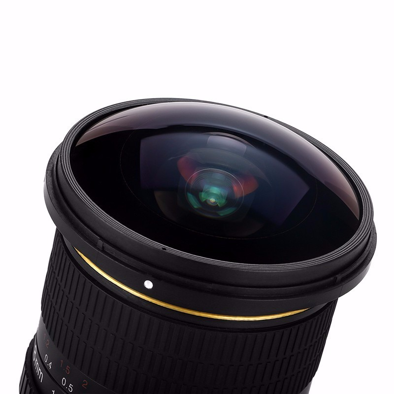 8mm F/3.5 Ultra Wide Angle Fisheye Lens for APS-C/ Full Frame Nikon D800 D700 D30 D50 D5500 D7000 D70 D90 D3 DSLR Camera 12