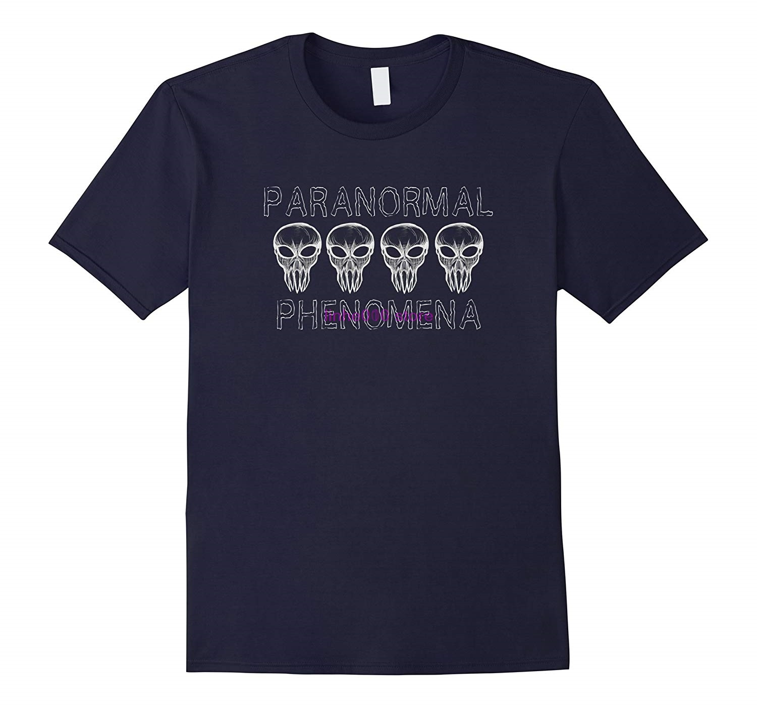 brand men shirt Paranormal Phenomena Supernatural & Horror Movie T Shirt image