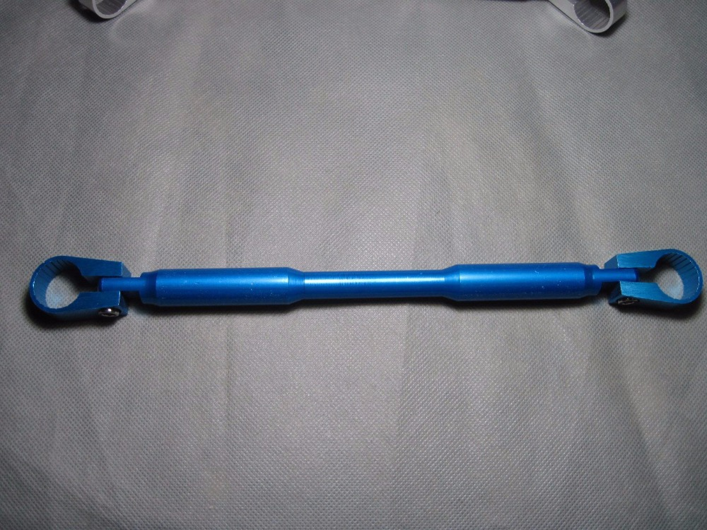 STARPAD For Motorcycle Spars Spars Handlebar  Lever Balance Bar Blue Handlebar Reinforcement Rods High Theft Protection