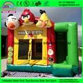 2016 Nuevo diseño de Productos de Los Niños Juego de Los Niños gorila inflable y el castillo de laberinto