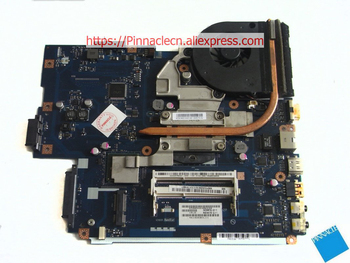 MBPSV02001 Motherboard for acer aspire 5741 5741ZG LA 5892P with heatsink instead LA 5891P LA 5893P