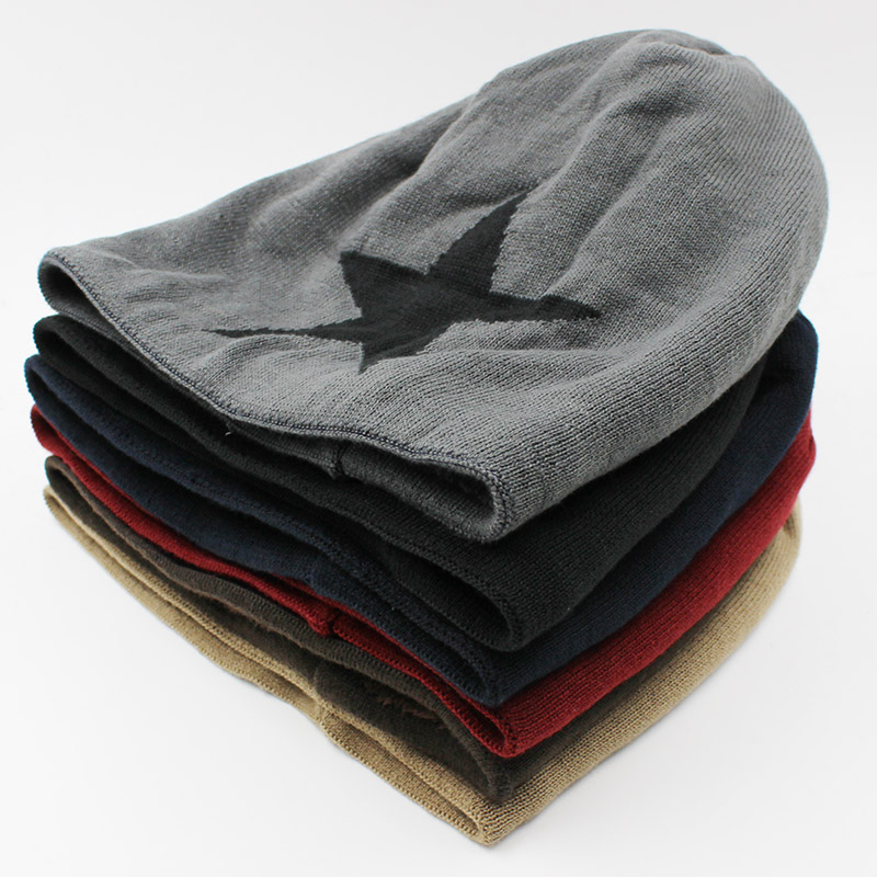 LOVINGSHA Faux Fur Warm Baggy тоқылған шляпалар - Киімге арналған аксессуарлар - фото 2
