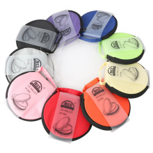Ткань Оксфорд, автомобильная сумка для CD дисков, 20 дисков, на молнии, автомобильный чехол для CD дисков, держатель, коробка, VCD DVD чехол, портативный, для укладки, для автомобиля, для внутреннего доступа
