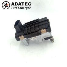 Adatec Новый Гарретт турбины 767649 Hella электронный привод G-77 G-077 6NW009550 Турбокомпрессор перепускным для 2.7 и 3.0 TDI