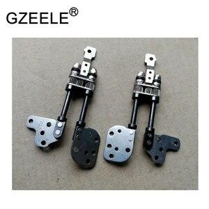 Image 2 - Gzeele novo portátil lcd dobradiça para asus tp500 tp500l dobradiças l + r para versão de toque