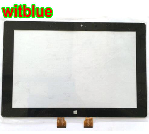 Witblue New For 10.1 inch Bq Tesla 2 W8 Tablet Touch Screen digitizer Touch panel glass Sensor Replacement Free Shipping witblue new touch screen for 7 bq 7083g tablet touch panel digitizer glass sensor replacement free shipping