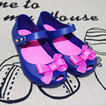 (4 Colors) Cute Bow Melissa Melissa Jelly Girls Sandals Bow Princess Shoes Toddler Girl Sandals Soft Comfort Mini Melissa Shoes