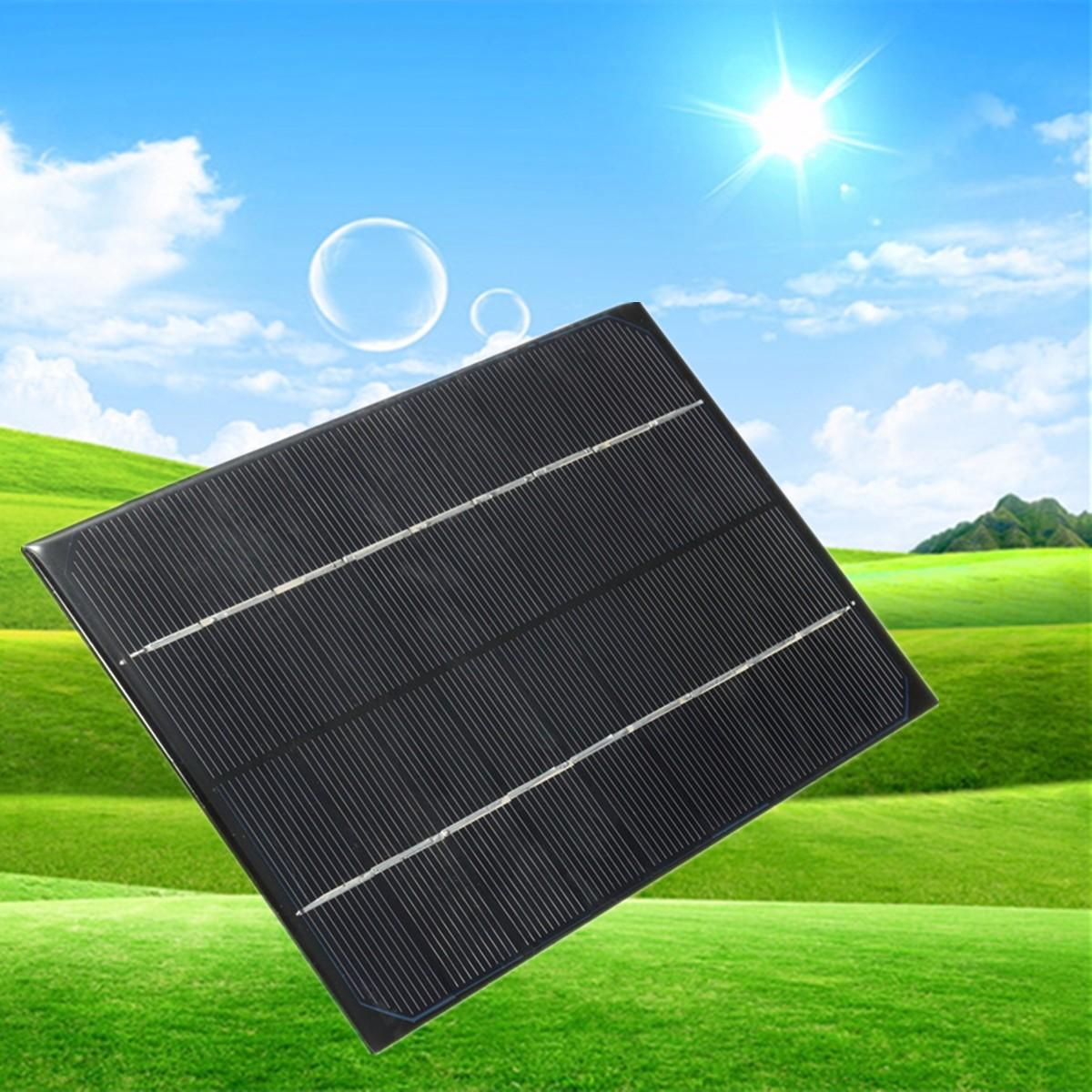 LEORY 4.2W 9V Solar Panel DIY Power Bank Battery Charger MINI 200*130*2.5mm Solar Cell For System Supply