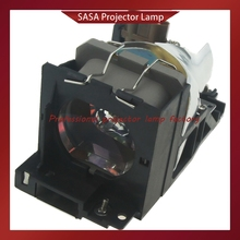 Alta livre Shiping Qualidade TLPLV3 Lâmpada de Projetor de Substituição com Habitação Para TOSHIBA TLP-S10U/TLP-S10/TLP-S10D Projetores