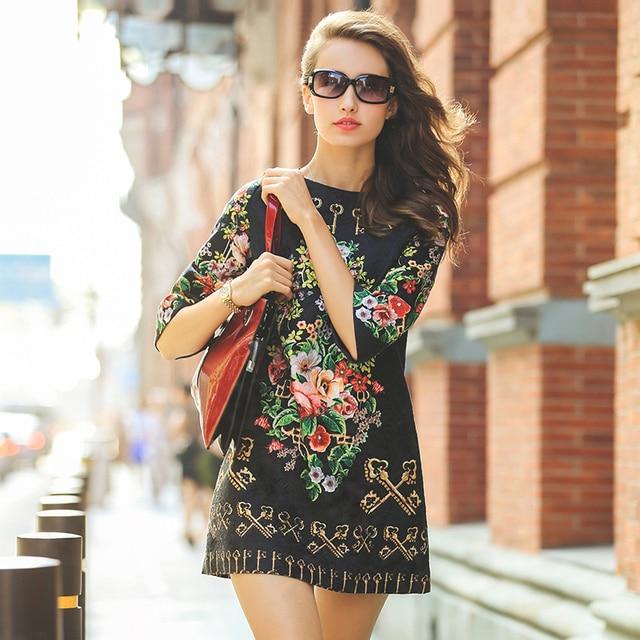 Vestidos casuales primavera verano