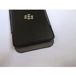 Image 5 - Original Phone Pouch for Blackberry Classic Q20 Genuine Leather Case for Blackberry Q20 Handmade Luxury Fundas Skin Bag