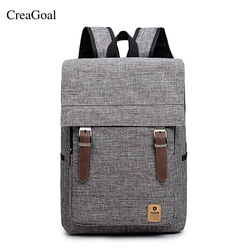 2018 Men Canvas Backpack College Student School Bags for Teenagers Male Back pack Vintage Mochila Casual Rucksack Travel Daypack casual women backpack female canvas backpack college student school bags for teenagers vintage shoulder bag travel daypack