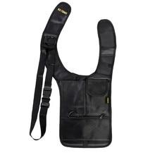 เดินทางAnti Theftกระเป๋าความปลอดภัยUnderarm Shoulderรักแร้กระเป๋ายุทธวิธีปืนพกHolsterมัลติฟังก์ชั่นกระเป๋าTheftproof Pack