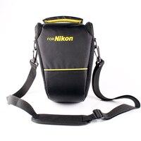 Hot Style Camera Bag Case For Nikon DSLR D90 D750 D5600 D5300 D5100 D7000 D7100 D7200