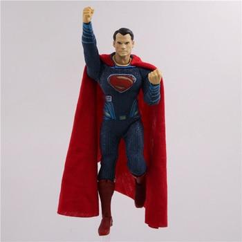 Marvel Superman Mezco uno: 12 PVC acción figuras muñecas juguetes regalo