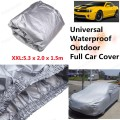 Hot Sell  waterproof car cover Universal Car Covers Styling Indoor Outdoor Sunshade Heat Protection Waterproof Dustproof  Cover