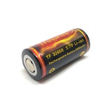TrustFire 32650 Rechargeable Batteries Large Capacity 6000mAh 3.7V Li-lon Battery with PCB Protected Board