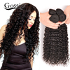 Peruvian Deep Wave Virgin Hair 4 Bundle Deals Curly Weave Human Hair Bundles Unprocessed Peruvian Virgin Hair Deep Curly Weave