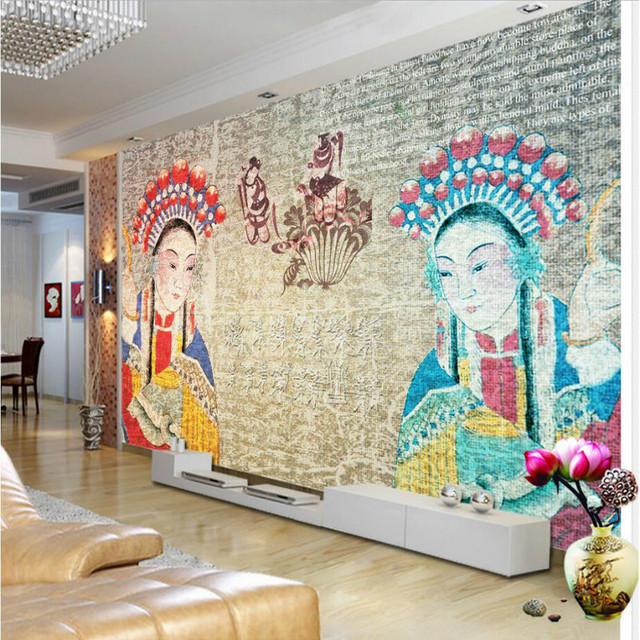 Papel decorativo paredes papel pintado with papel for Colocar papel mural