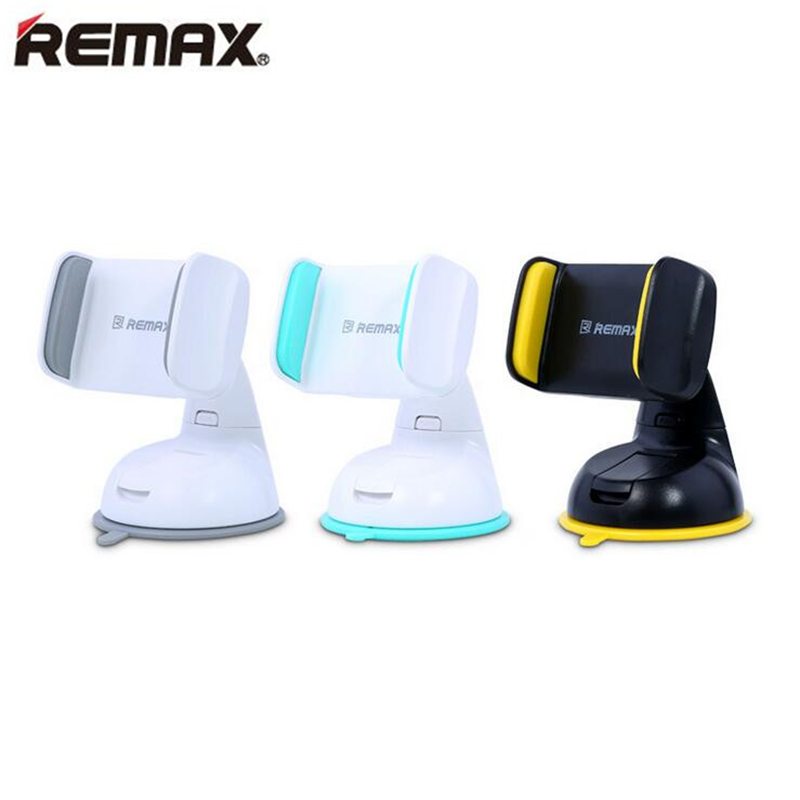 Remax Car phone Holder Stand Windshield 360 Degree Rotating Sucker Bracket Hight Quality for 3.5-7 inch Phones GPS iphone 6s 7 P